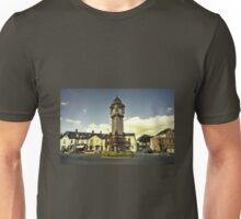 Exeter Clock Tower  Unisex T-Shirt