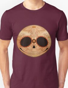 Sugar Skull weathered T-Shirt