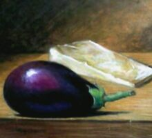 """Eggplant Parmesan"" by Andy Liberto"