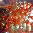 An Oranged Experiment with Gels by Charldia