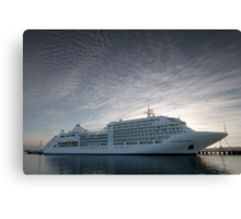Siver Spirit - Geelong Canvas Print
