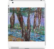 For the Trees #2 iPad Case/Skin