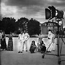 Before the shooting scenes by Stefan Kutsarov