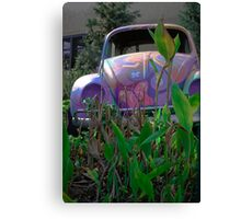 Back To The 60's Again! Canvas Print