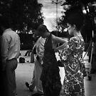 Before the shooting scenes 3 by Stefan Kutsarov