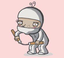 Ninja Baby by killerpeapods