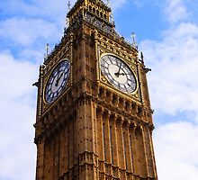 Big Ben by Hannah Saunders