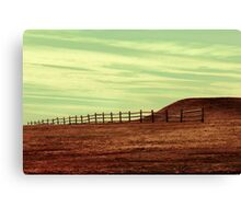 Home Is Never Far Canvas Print