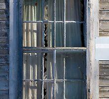 Through the Window Pane by Monica M. Scanlan