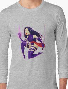 PSYLOCKE Long Sleeve T-Shirt
