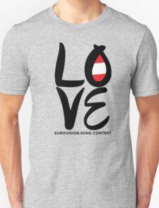 LOVE Eurovision [Austria] T-Shirt