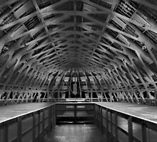 No 3 Slip (Chatham Dockyard) by larry flewers