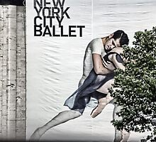 New York City Ballet by ronda chatelle
