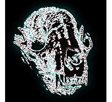 Skull For You Photographic Print