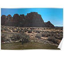 Kokapelli Golf in Utah Poster