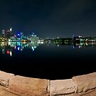 Panortama City View by donnnnnny