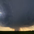 First Chase of 2011! by Jeremy  Jones