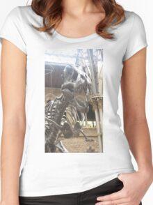 Tyrannosaurua Rex Women's Fitted Scoop T-Shirt