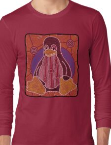 Tux Long Sleeve T-Shirt