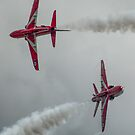 Red Arrows Crossover (2) by SWEEPER