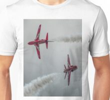 Red Arrows Crossover (2) Unisex T-Shirt