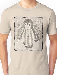 Tux (Monochrome) Unisex T-Shirt