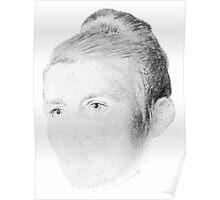 Theodor Kittelsen Mama study Poster