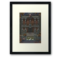 Dawn of Adventure : Chasing the cat (45 Left!) Framed Print
