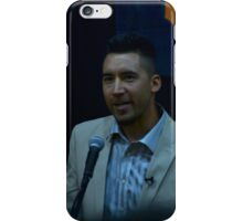 Travis Ishikawa @ JCCCNC  iPhone Case/Skin