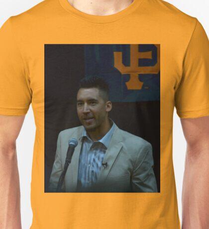 Travis Ishikawa @ JCCCNC  Unisex T-Shirt