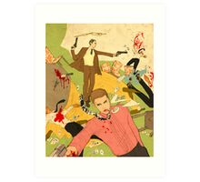 Boys just want to have fun Art Print