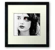 But he never came... Framed Print