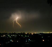 Lightning by Renée Van Kraanen