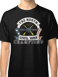The North - Civil War Champions - Notherner Pride - Union Pride - Anti-Confederate Funny Shirt Classic T-Shirt