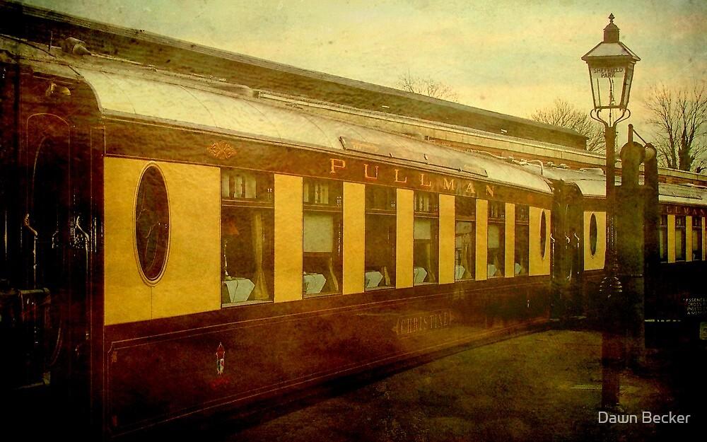 All Aboard ©  by Dawn M. Becker