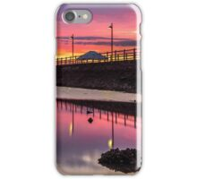 Pink Dawn - Wynnum Qld Australia iPhone Case/Skin