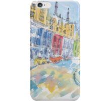 Edinburgh Old Town iPhone Case/Skin