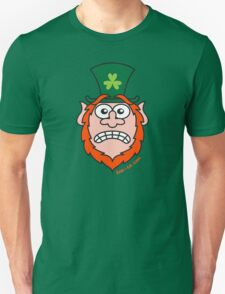 St Paddy's Day Stressed Leprechaun T-Shirt