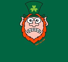 St Paddy's Day Stressed Leprechaun Unisex T-Shirt