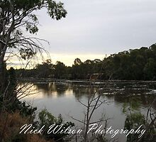 Murry River by Nick Wilson