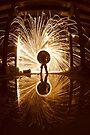 Reflection Of Light by JAZ art