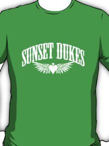 Sunset Dukes  T-Shirt