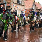 The parade begins.... by Adri  Padmos