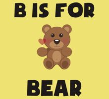 B Is For Bear Kids Clothes