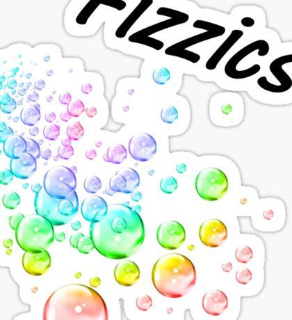 Fizzics Sticker