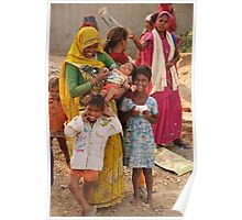 Builders / Childminders in India Poster