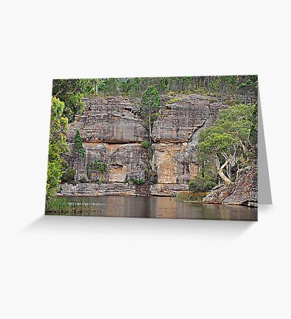 Grand Scale - Dunn's Swamp NSW Australia Greeting Card