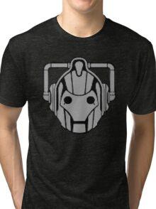 Cybermen Beads Tri-blend T-Shirt