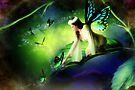 The Butterfly Fairy by Trudi's Images