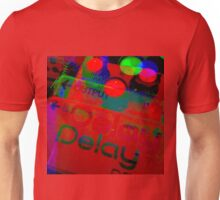 Analog Delay Unisex T-Shirt